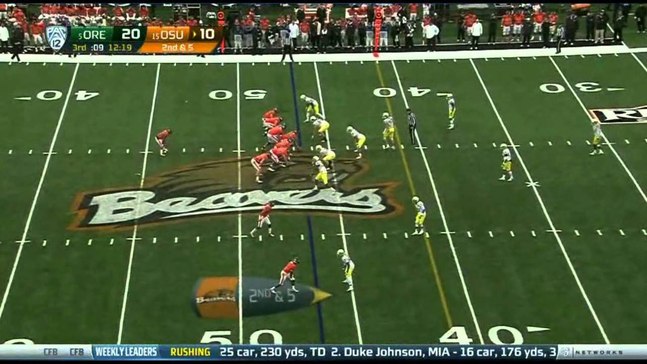 Markus Wheaton vs Oregon (2012)