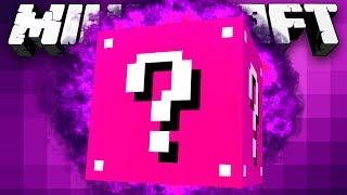Minecraft Modded Minigame: EVIL LUCKY BLOCKS?! (Lucky PVP) - w/Preston&Friends!