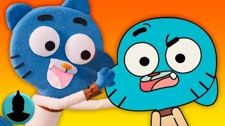 NEW Amazing World of Gumball References to Frozen, DHMIS, Movies + MORE (Tooned Up S5 E25)