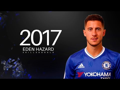 Eden Hazard - Skills & Goals - 2016/17 HD