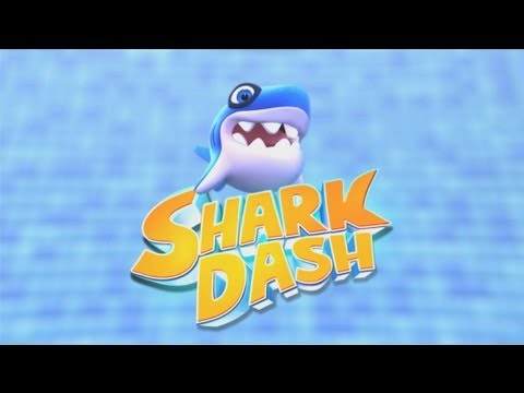 Shark Dash Cinematic Launch Trailer