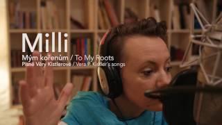 """Video Milli Janatková - nové CD """"Mým kořenům"""" / New """"To My Roots"""" CD!"""
