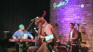 GuitarMiro Quartet - Evil Contesse (Live @ Studio 5 27/11/2011)