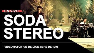 Download Lagu SODA STEREO en Videomatch (28.12.1995) // Recital completo Mp3