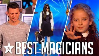 Video BEST ILLUSIONS on Got Talent Global (WORLDWIDE) MP3, 3GP, MP4, WEBM, AVI, FLV Juli 2018