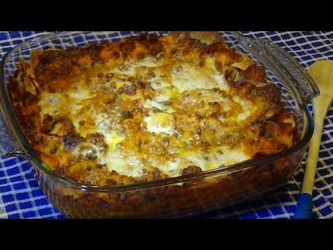 lasagne di pane carasau - ricetta