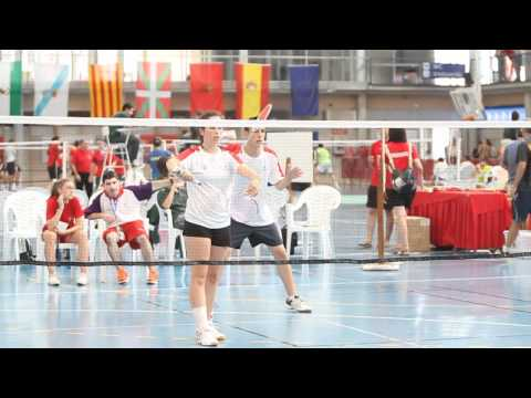 Cto. España Badminton 2011 - Pamplona