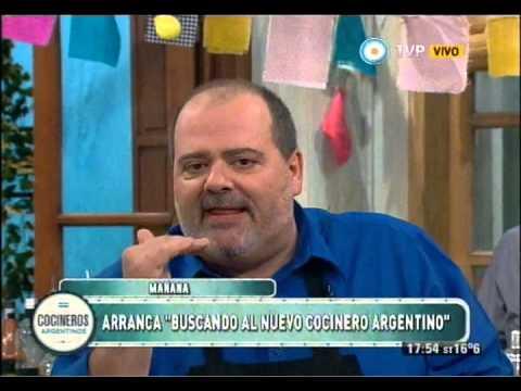 Fugazzeta rellena con Antonio Ríos