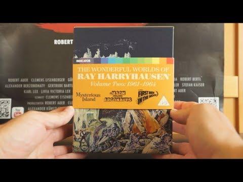 RAY HARRYHAUSEN VOL. 2 (UK Indicator Blu-ray) / Zockis Sammelsurium Nr. 1810