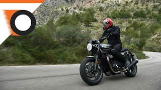 Triumph Speed Twin - TEST - Video Test