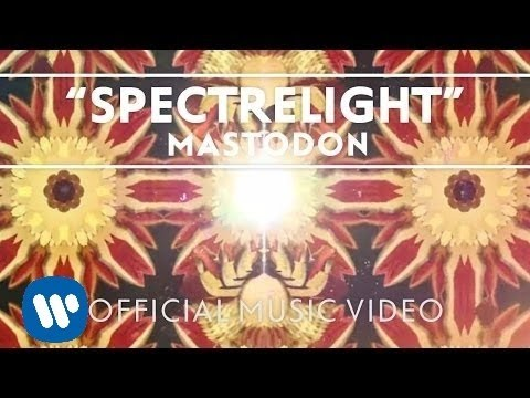 Music Video: Mastodon &#8211; Spectrelight