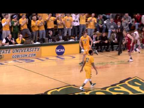 Bison Basketball.