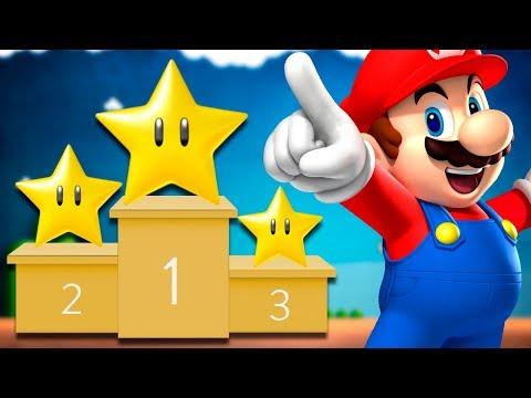 TOP 5 STAR RANKING, DESTA VEZ TÁ BASTANTE BOM! – Super Mario Maker (видео)