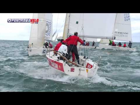 RCM Santander- Resumen Mundialito de J80 2012