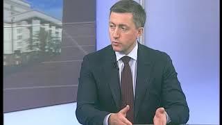 Сергій Лабазюк в ефірі телеканалу Рада