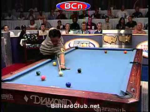 Poolplayers - Efren Reyes and Francisco Bustamante, two of the most prolific pool players in the history of the game, take this professional 9-Ball match to the Hill at th...