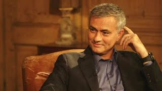 Jose Mourinho Full Length Christmas Interview - England Job, Sir Alex Ferguson & Mario Balotelli