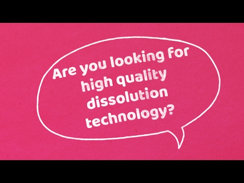 Are you looking for high quality dissolution technology?