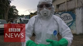 Ebola: How To Report Crisis Safely From The Frontline