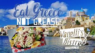 Eat Greece, Not Grease