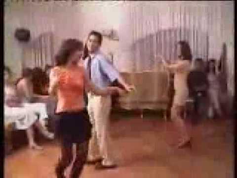 Persian Dokhtar Irani Dance