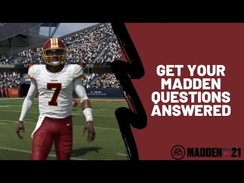 Air Raid Offense 101| Get Your Madden 21 Questions Answered Live| Madden 21 Tips and Tricks|
