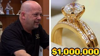 Video 10 Times The Pawn Stars Got SCAMMED MP3, 3GP, MP4, WEBM, AVI, FLV Maret 2018