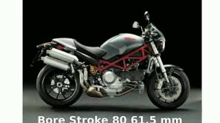 4. Ducati Monster 695 -  Top Speed Info Specs Transmission motorbike Dealers superbike Details
