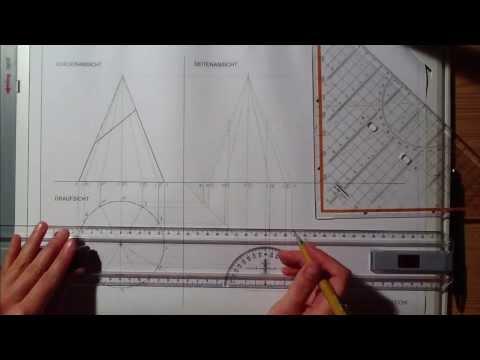 Berufstutorial Dreitafelprojektion