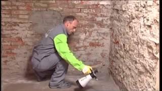 Negative Side Waterproofing Internal basment waterproofing