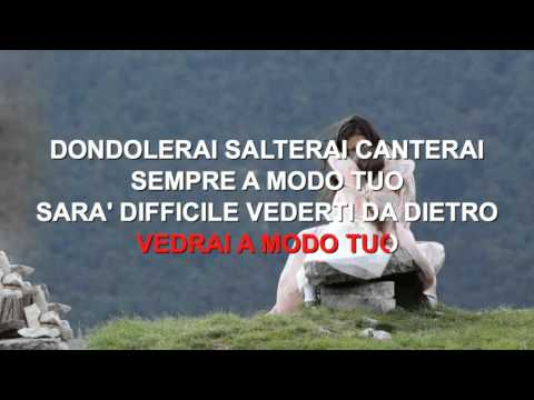 , title : 'Elisa - A modo tuo - Karaoke con Testo'