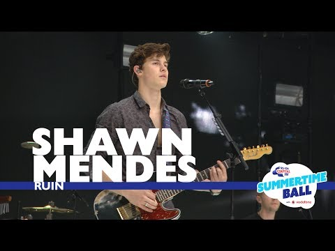 Shawn Mendes - 'Ruin' (Live At Capital's Summertime Ball 2017)