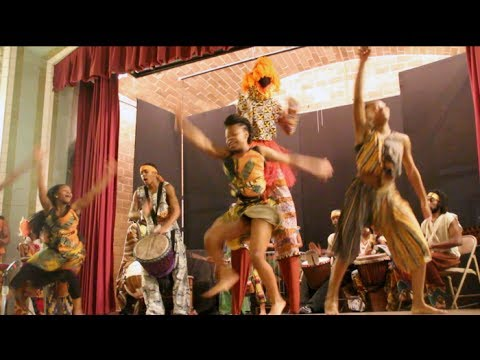 Not Just Black in America: Universal African Drum and Dance Ensemble