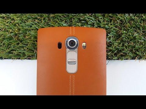 LG G4 Impressions!