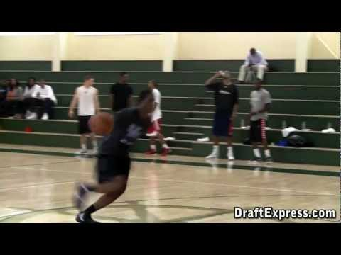 Doron Lamb - DraftExpress Exclusive Pre-Draft Workout and Interview