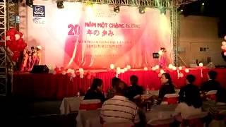 Quê Tôi - Nhóm múa AC4U - Đại Học Ngoại Ngữ ^^