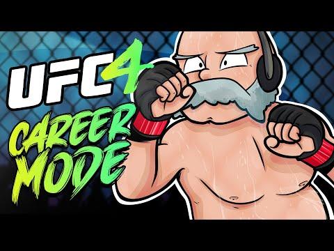"UFC 4 Career Mode with Nogla ""The King"" King!"
