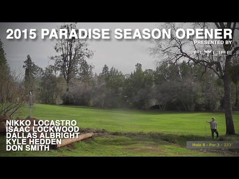 PHP #7 – Paradise Season Opener, 2015 (Locastro, Lockwood, Albright, Hedden, Smith)