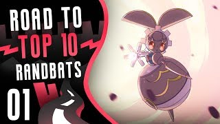 Pokemon Showdown Road to Top Ten: Pokemon Sun & Moon Random battles w/ PokeaimMD #1 by PokeaimMD