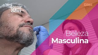 Beleza Masculina: cuidados vão além de cabelo e barba