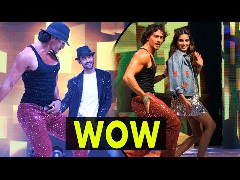 Tiger Shroff's Dance Tribute To Michael Jackson Wi
