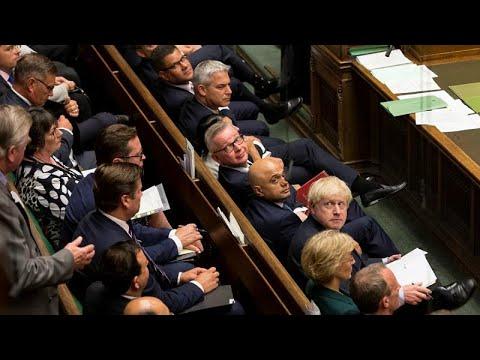 Brexit: Νέα «μάχη» Τζόνσον – αντιπολίτευσης στη Βουλή των Κοινοτήτων…