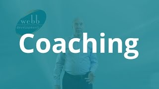 Coaching - Webb Development