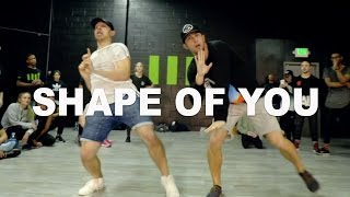 "Video ""SHAPE OF YOU"" - Ed Sheeran Dance 