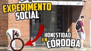 Cordoba Argentina  city photo : ¿DEVOLVERIAS UNA BILLETERA? | EXPERIMENTO SOCIAL CÓRDOBA,ARGENTINA