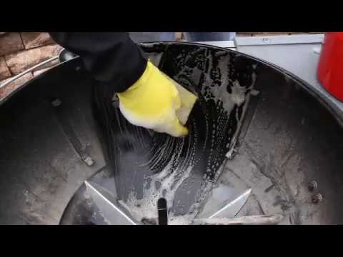 Cleaning Stainless Steel Cooking Grates