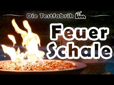 🔥 Feuerschale Test – 🏆 Top 3 Feuerschale im Test