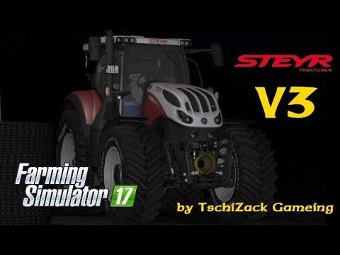 Steyr CVT Terrus v3.0