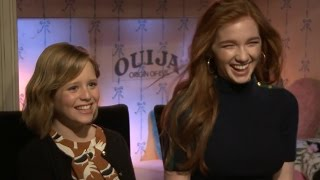 Nonton The Cast of 'Ouija: Origin of Evil' Spill On Haunted On-Set Happenings, Ouija Boards & More! Film Subtitle Indonesia Streaming Movie Download