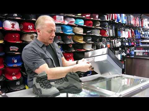 Nike Air Jordan Shadow 10, at Street Gear Hempstead NY